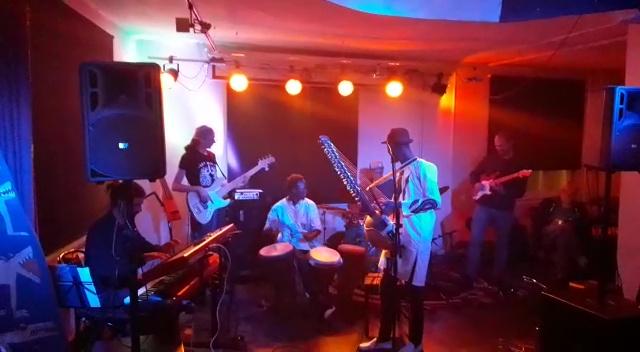 Prince Moussa Cissokho's Afrofusion – Live – Beisl, Hohenems