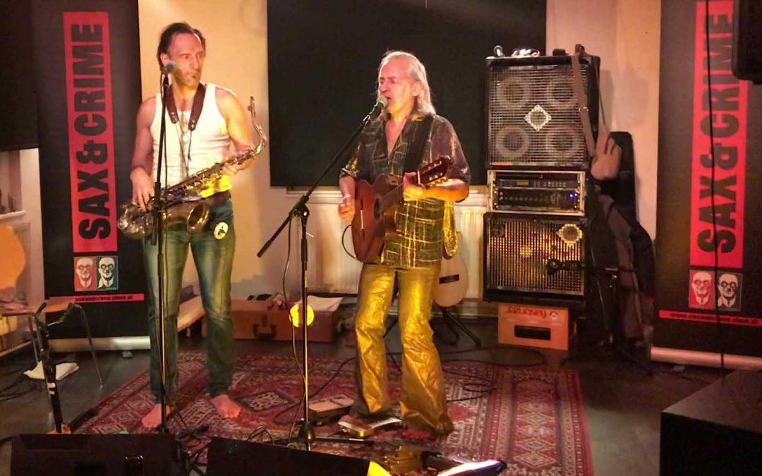 Sax & Crime – Live – Beisl, Hohenems