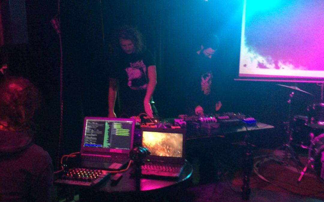 FIDL & Dabit Vocem Austria, Live, ProKonTra Hohenems