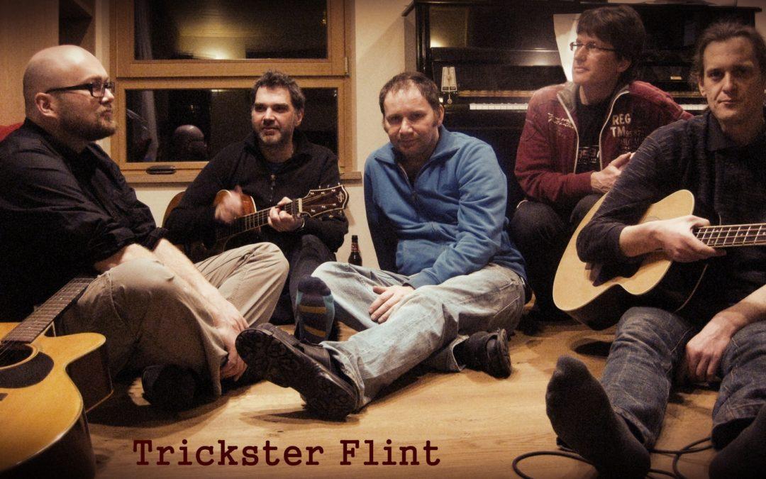 CD Präsentation: Trikster Flint